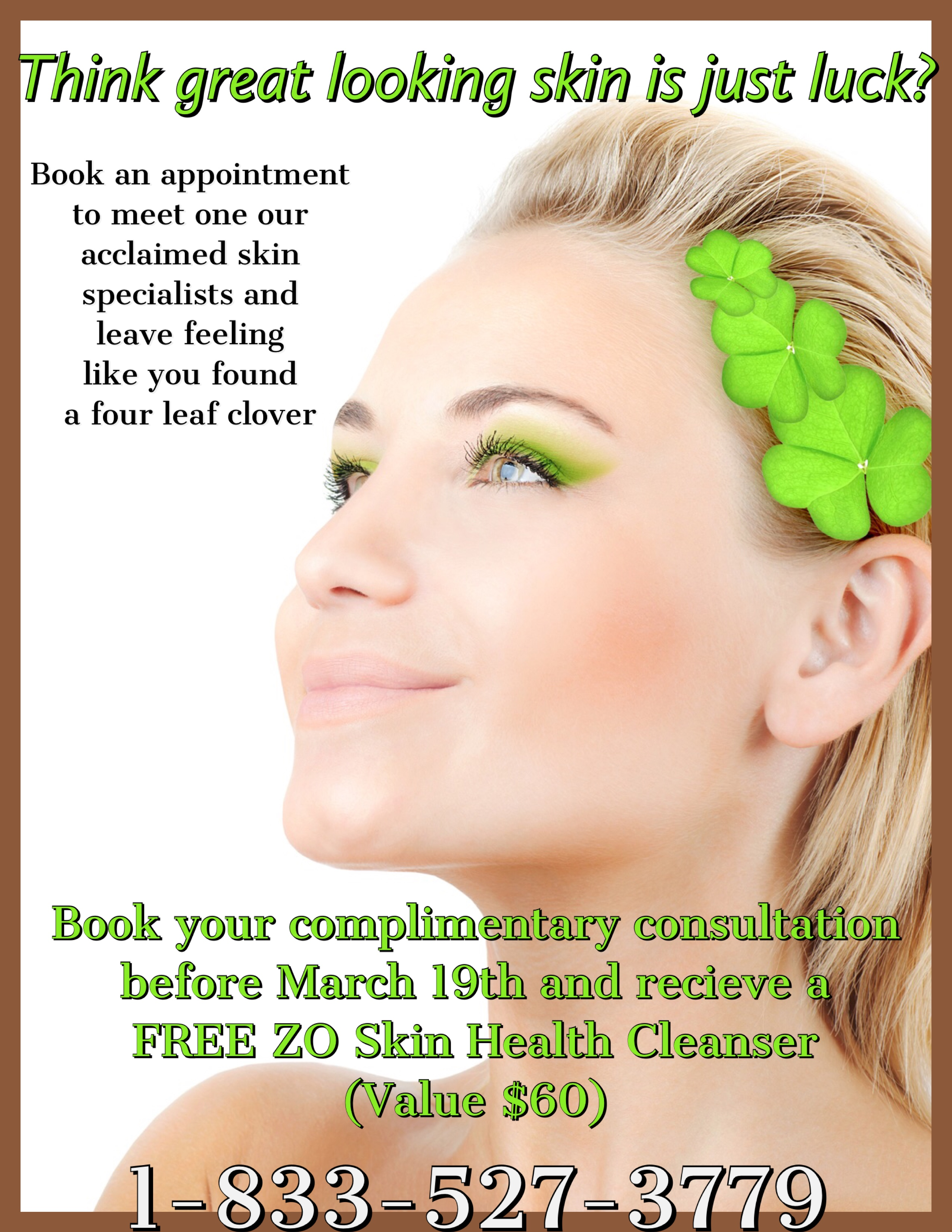 Complexion Medical Laser Clinic - March 2019 Promotion