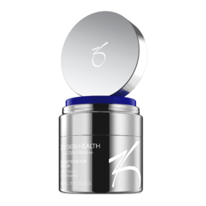 container of zo growth factor serum